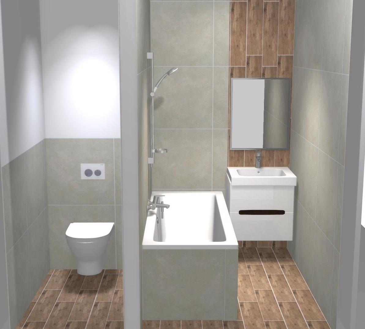 Koupelna za 39000